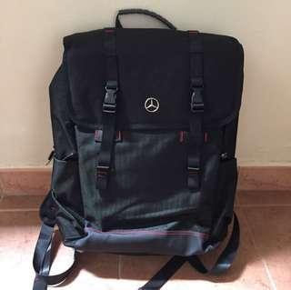 BN Mercedes Benz laptop back pack