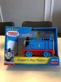 Brand new Thomas the train projector toy