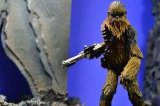 MEGA SALE! BEST PRICE! HOT & RARE! In Stock! Star Wars S.h.figuarts SHF Chewbacca (Solo: A Star Wars Story) Action Figure!