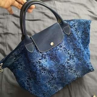 Longchamp short handle