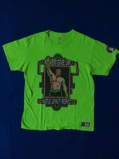 T-Shirt John Cena of Smackdown Never Give Up