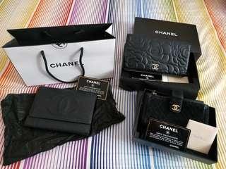 清櫃 - Chanel Wallet (@$1880-$1980)