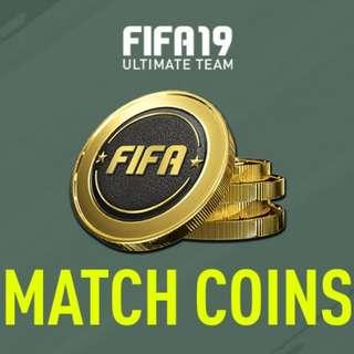 ps4 fifa 19 UT coins ultimate team