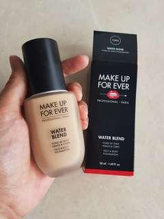 Make Up Forever Water Blend Foundation