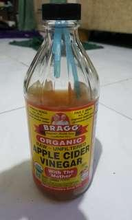 Bragg Cuka Apel (473 ml)