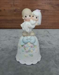 Precious Moments Figurine - Wedding Bell