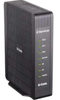 🚚 D-Link DCM 3012G Voice-Enabled Cable Modem