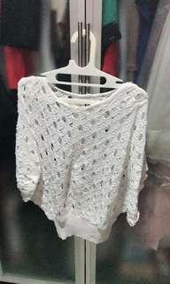 Kaos knit/outer knit