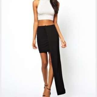 ASOS Asymmetrical Skirt