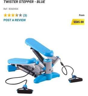 Twister Stepper - Blue - price reduced further