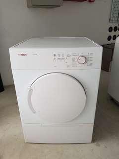 Washing machine and dryer set