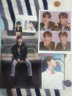 Wanna One Kim JaeHwan set