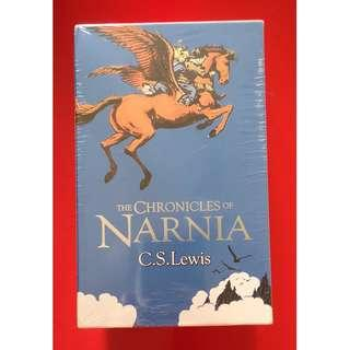 The Chronicles of Narnia - CS Lewis (Boxset)