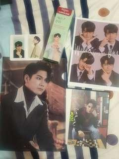 Wanna One Ong SeungWu set