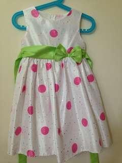 🚚 Polka dots formal dress