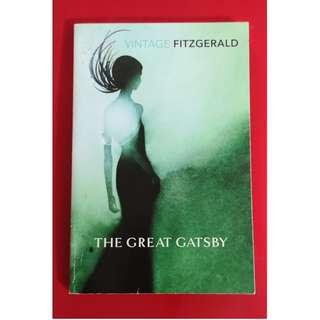 Thr Great Gatsby - F Scott Fitzgerald