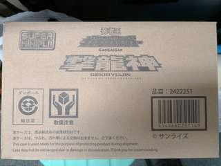 hee (只限順豐到付運費) 勇者王 擊龍神 Super Minipla 食玩