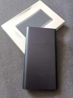 Authentic Xiaomi Mi Powerbank 10000mAh USB blue
