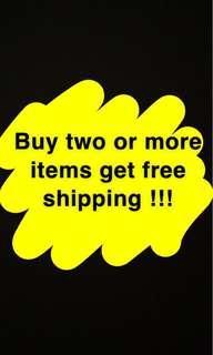 Free postage!!!