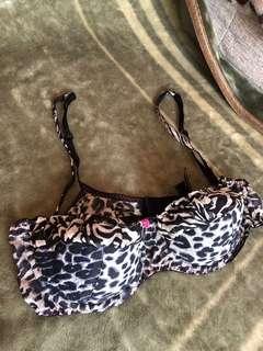 Anna Sui for Victoria's Secret Bra and T back