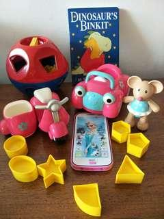 Baby Branded toys