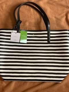 Kate Spade Mya Arch Place Reversible Tote with Pouch