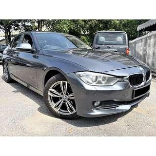 2014 Bmw 316i (CKD) 2.0 (A) 320i 328i LIKE NEW