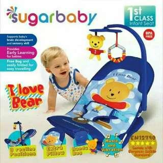 Ex Kado - Sugar Baby Infant Seat/Bouncher