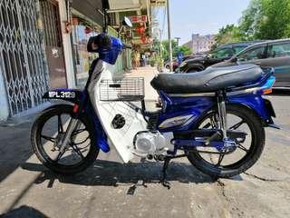 Honda Ex5 Dream (2006)