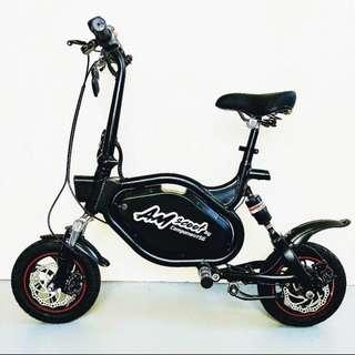 AM scooter (can use for delivery)