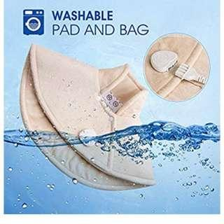 U2418 Hangsun Heating Pad Electric for Neck Shoulder Pain Relief TP530 Washable Hot Therapy with 3 Heat Settings, Over-Heating Protection