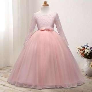 🚚 Princess Dress Flower Girl Dress Party Dress