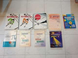 🚚 Secondary School Math Books