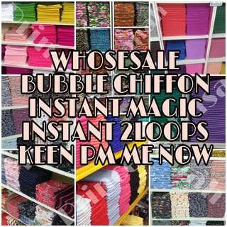 WHOLESALE INSTANT SHAWLS