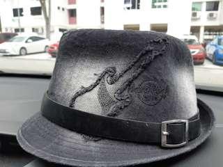 Hard rock fashion hat