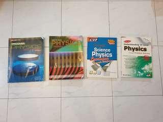 🚚 Secondary School Physics Books