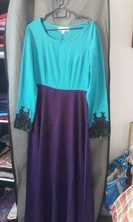 Zawara Long Dress #GayaRaya
