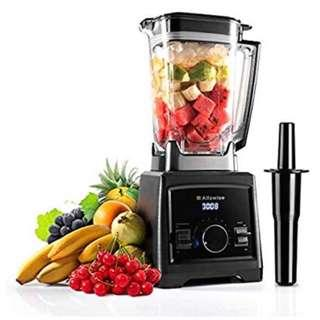U2414 Blender for Shakes and Smoothies, Alfawise 1450W Professional Smoothie Blender, Variable Speed Controls Multi-Function Smoothie Maker/Mixer with BPA-Free Tamper