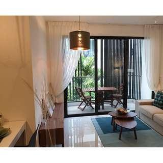 Just TOP Freehold 2 bedrooms located @ Sandy Lane near to shopping centres and MRT stations