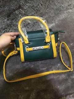 Coach Swagger Sling Bag