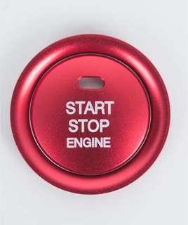 push start/stop button cover