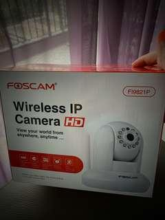 🚚 Foscam High solution HD IP Camera