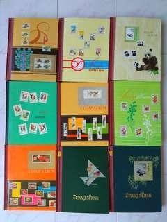 🚚 TL 郵票薄 (新但已发黄) Stamp Album (large)