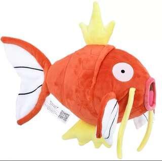 寵物小精靈 鯉魚王 毛公仔