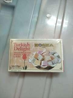 🚚 土耳其軟糖