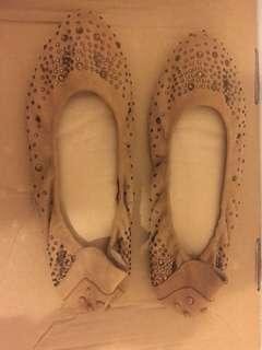 🚚 駝色娃娃鞋