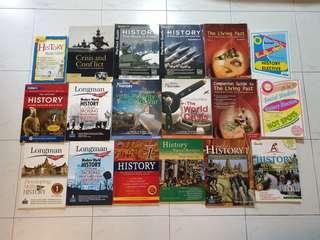🚚 Secondary School History Books