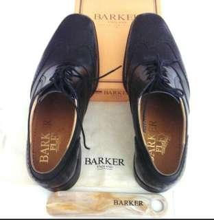 Benjamin Barker leather shoes