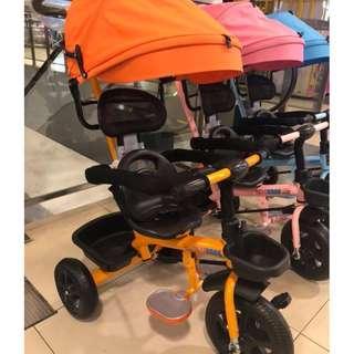 4 in 1 Stroller Bike