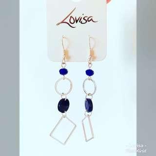 🚚 澳洲帶回-澳洲LOVISA 飾品品牌 精美垂墜耳環